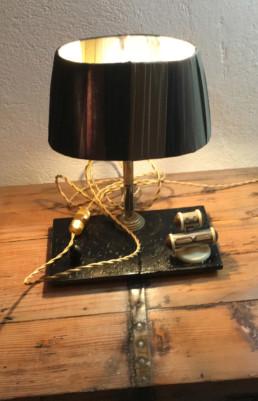 Lampada-nera-giulio-orru-designer