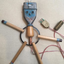 Pinocchio ha perso il naso-lampada-giuli-orru design second life
