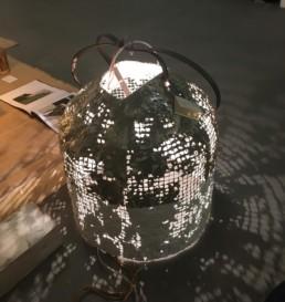 cave lamp lampada nassa cementite designer orru-giulio 2life second life design
