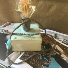 sea lamp 2 lampada a base cubica designer giulio orru secondlife 2ife